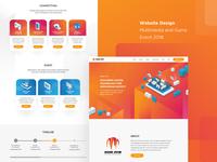 Website Design for MAGE 2018