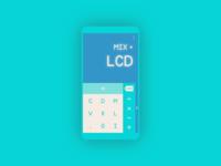 Lifelimitsart 012 / Calculator