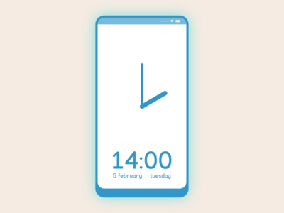 Lifelimitsart 040 / Clock