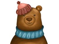 Procreate bear 🐻