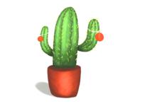 Procreate cactus