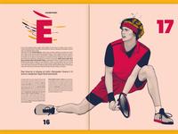Sport Tribune Illustrations #3 - Cover story