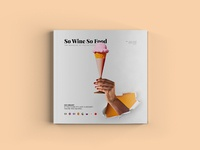 So Wine So Food Magazine - July issue