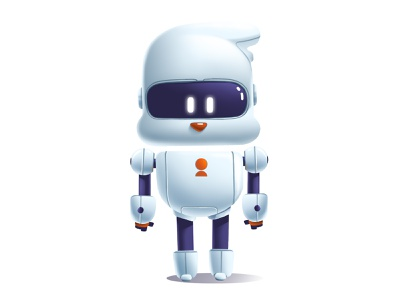 Kody Bot fundesign style character animation characters bot character creativity illustration photoshop art draw vector design illustrator characterdesign
