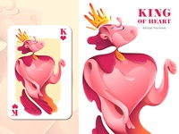 King Of Heart