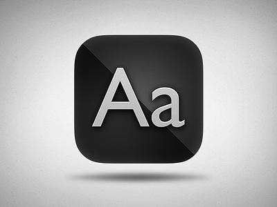 Logo logo font icon app