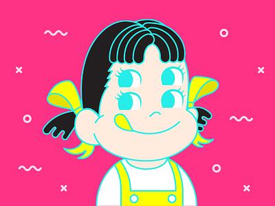 Peco cute peco girl