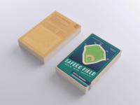 MLB Ballpark Trading Cards - Safeco Field