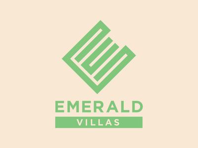 Emerald Villas Branding