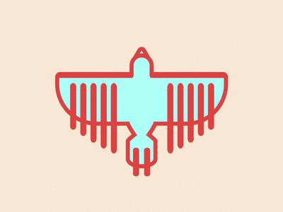 Free Flying Bird Illustration