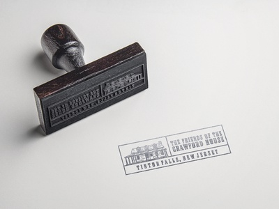 Friends of The Crawford House Branding