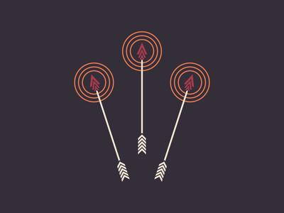 The Fiery Arrows of The Goddess Brigid