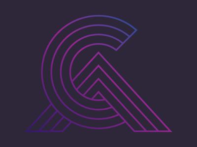 CA Logo - Monogram