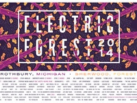 Electricforest attachment