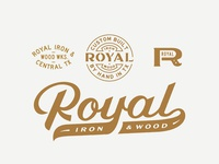 Royal Iron & Wood