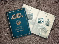 Big Bend Brewing Passport