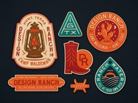 D Ranch Patches
