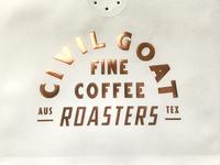 Civil Goat Coffee Bags