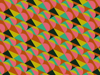 & Pattern brand extension geometric pattern