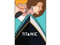 Titanic cubismo