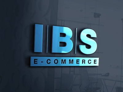 IBS e-commerce Log and Web site