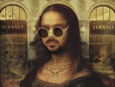 """""""Mona Ciza"""" poster-03"""