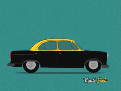 Kaali Peeli Cab