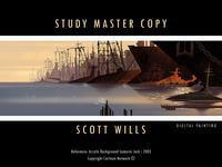 Study Background Animation