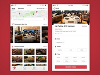 OpenTable Redesign