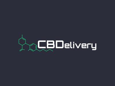 CBDelivery Logo Design