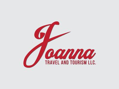 Joanna Travel Agency Logo