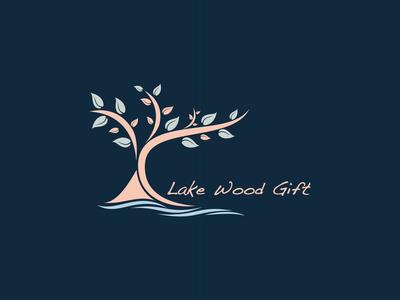 Lake Wood Gift Logo
