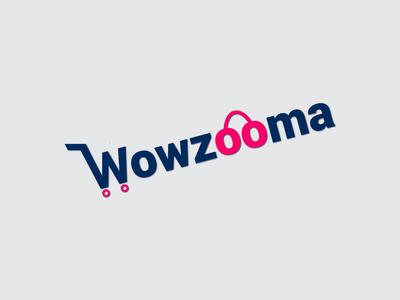 Wowzooma Logo Design