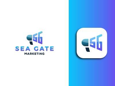 Sea Gate Marketing Logo