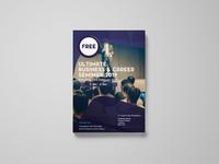 Seminar Flyer Design