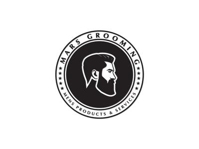 Mens Grooming Logo