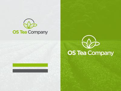 Os Tea Company Logo