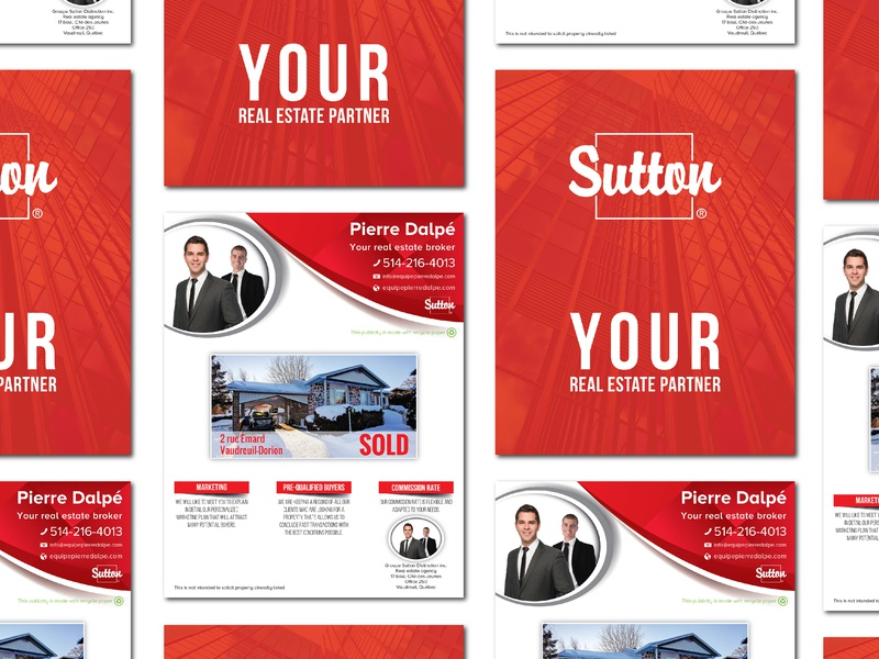 Real Estate Flyer Design design typography minimal branding flyers sell building home real estate flyer design graphic design poster flyer