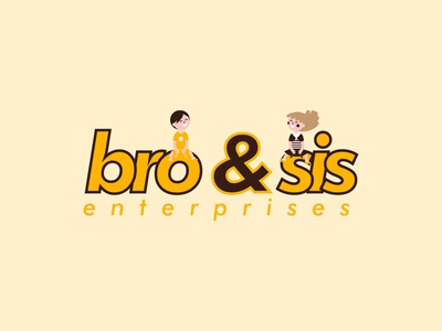 Bro and Sis logo