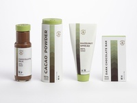 Green & Black's Identity and Packaging Rebrand