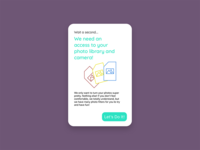 Daily UI Challenge Day 11 - Flash Messages