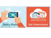Dreamscene slider image