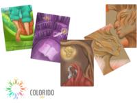 Colorido Tarot Deck Update