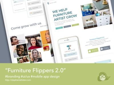 Furniture Flipper 2.0 App