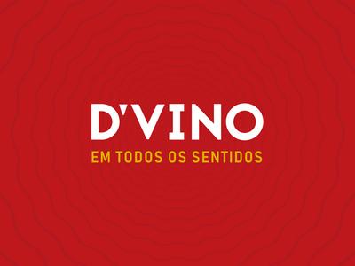 D'VINO - Logo