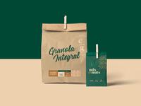 Cozinha em Grãos - Nuts Package