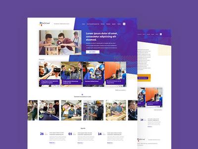 School projects website
