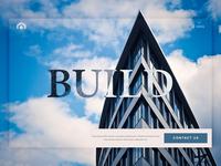 Construction Firm - Website Concept