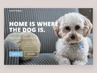 Interior Designer - Website Concept