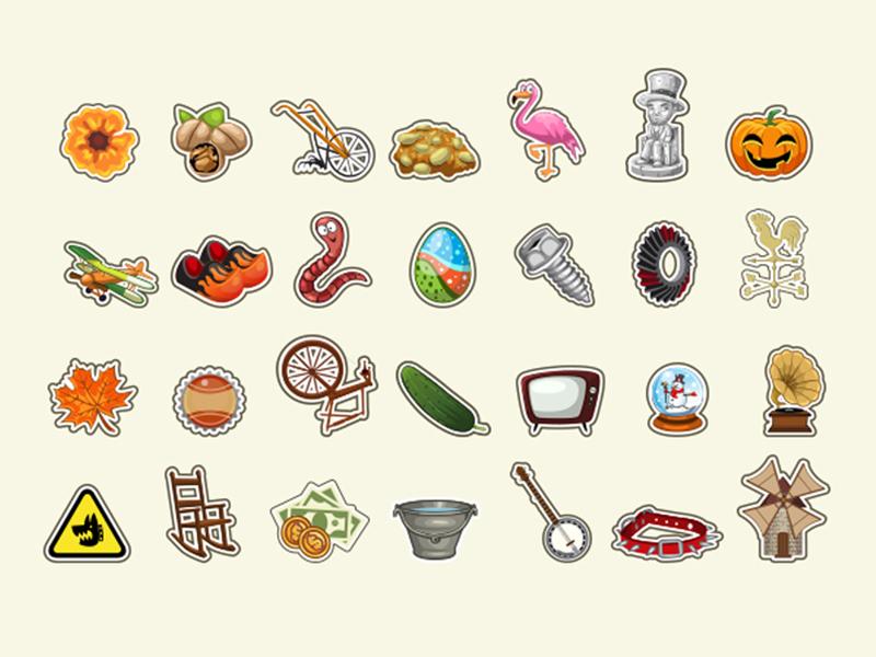 Farm Icon Collections